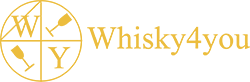 Logo Whisky4you - your Whisky tasting store - time for quality drinks